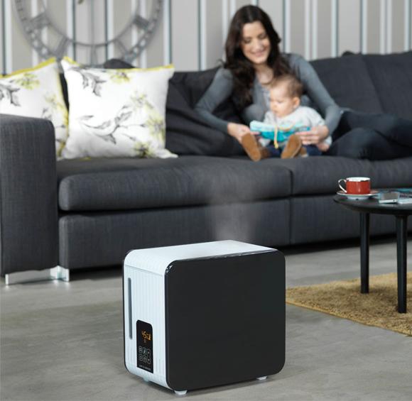 Очиститель воздуха помогает поддерживать здоровье