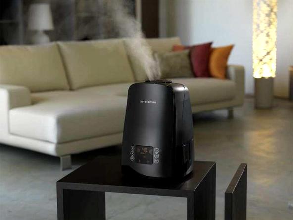 Принцип работы бытового очистителя воздуха