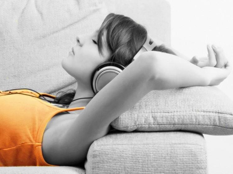послушать релаксирующую музыку