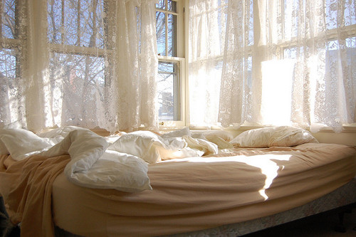 удобная постель